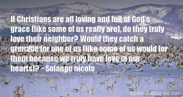 Solange Nicole Quotes