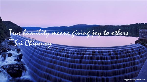 Sri Chinmoy Quotes