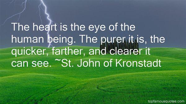 St. John Of Kronstadt Quotes
