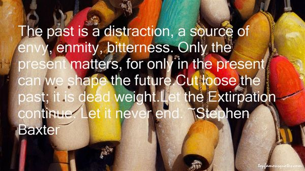 Stephen Baxter Quotes