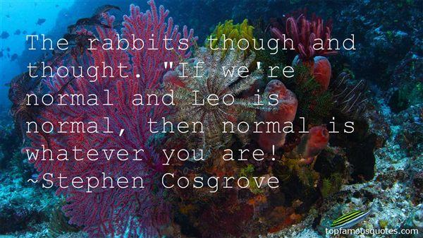 Stephen Cosgrove Quotes