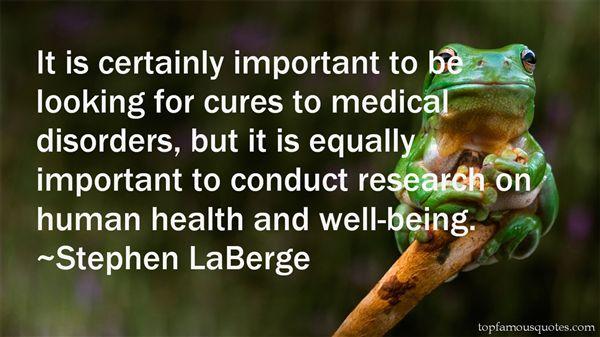 Stephen LaBerge Quotes