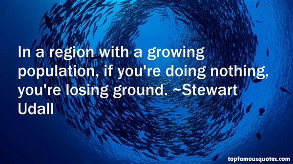 Stewart Udall Quotes
