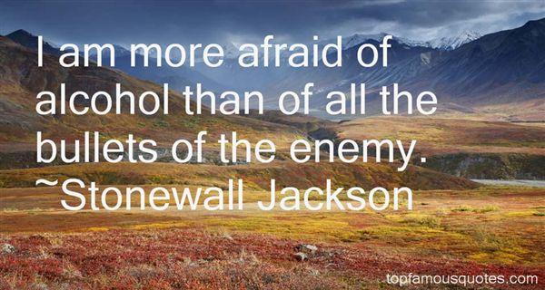 Stonewall Jackson Quotes