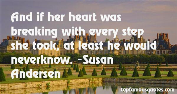 Susan Andersen Quotes