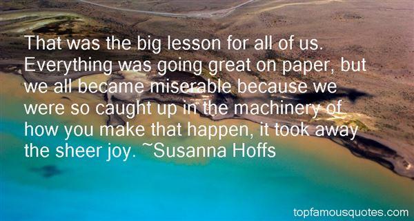 Susanna Hoffs Quotes