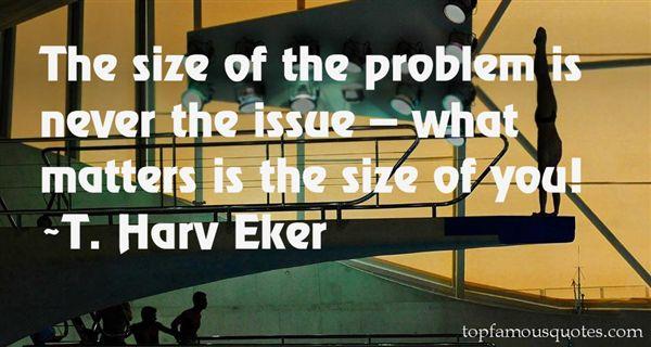 T. Harv Eker Quotes