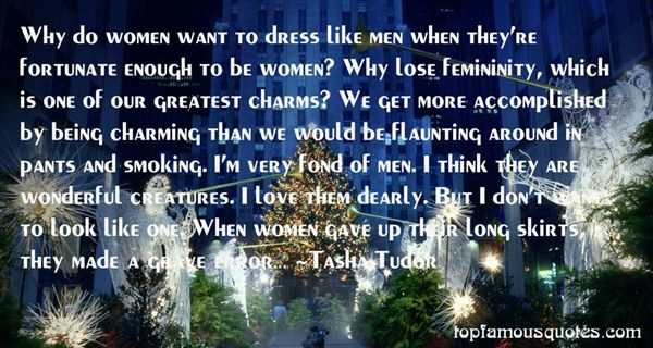 Tasha Tudor Quotes