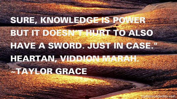 Taylor Grace Quotes