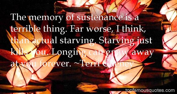 Terri Cheney Quotes