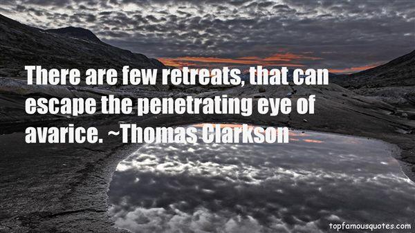 Thomas Clarkson Quotes