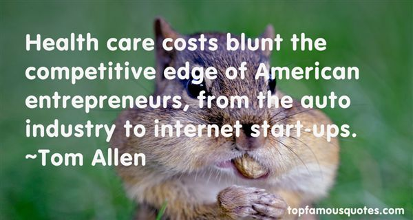 Tom Allen Quotes