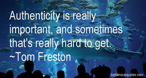 Tom Freston Quotes