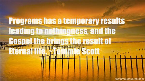 Tommie Scott Quotes