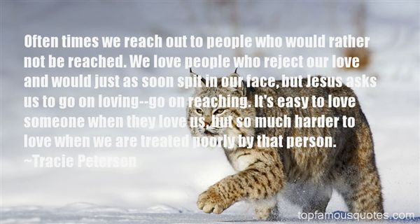 Tracie Peterson Quotes