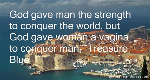 Treasure Blue Quotes