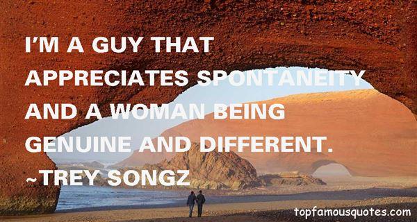 Trey Songz Quotes