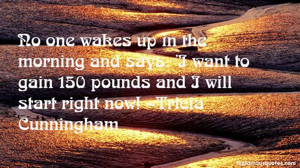 Tricia Cunningham Quotes