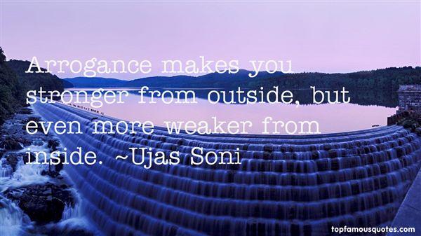 Ujas Soni Quotes