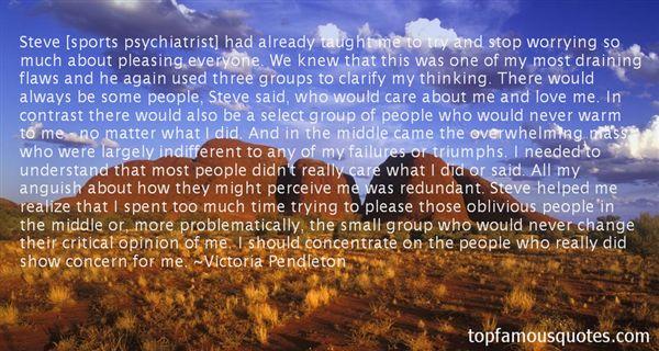 Victoria Pendleton Quotes