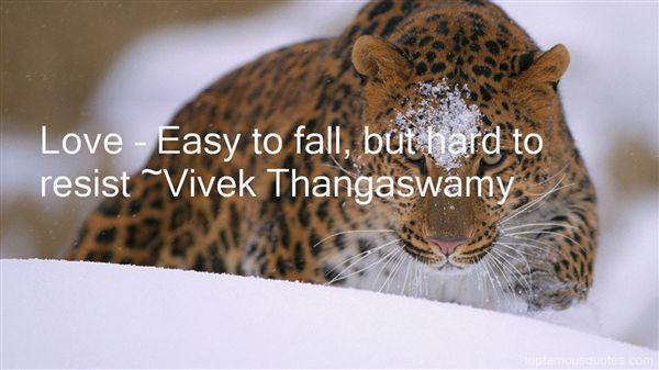Vivek Thangaswamy Quotes