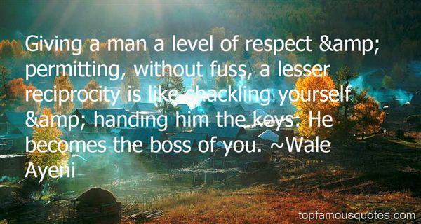Wale Ayeni Quotes