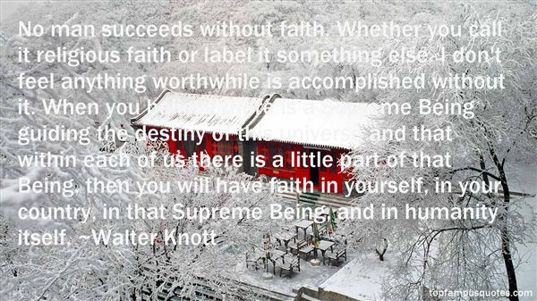 Walter Knott Quotes