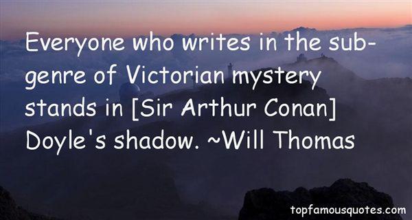 Will Thomas Quotes