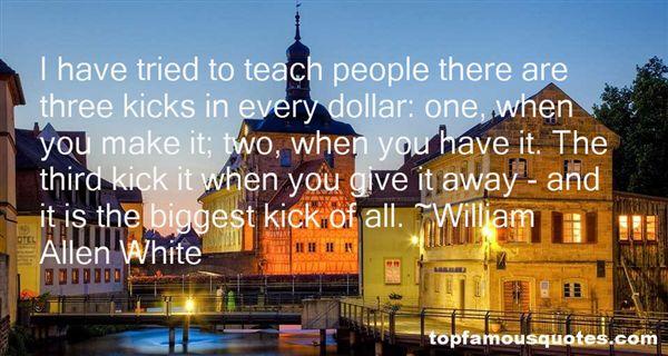 William Allen White Quotes