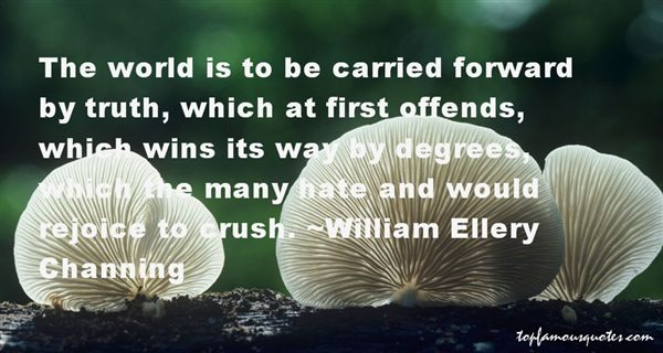 William Ellery Channing Quotes
