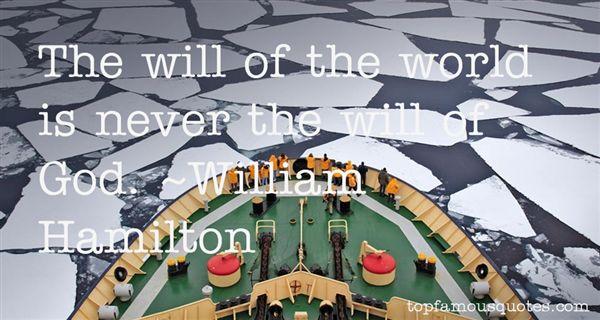 William Hamilton Quotes