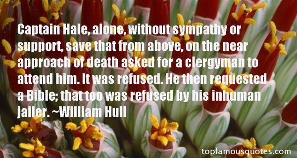 William Hull Quotes