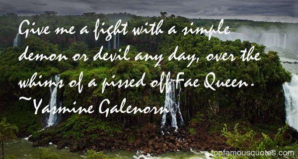 Yasmine Galenorn Quotes
