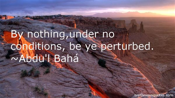 Abdu'l Bahá Quotes
