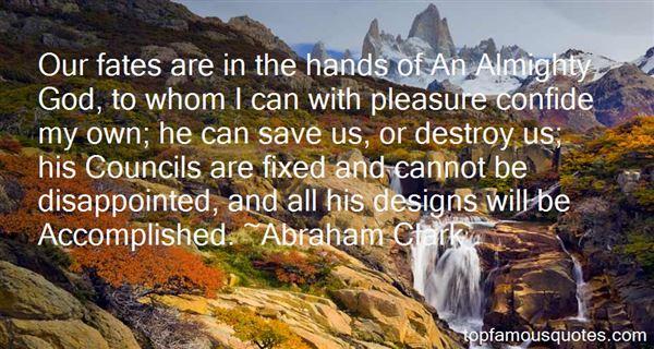 Abraham Clark Quotes