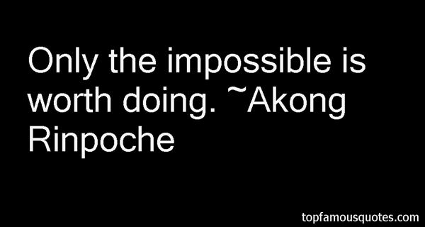 Akong Rinpoche Quotes