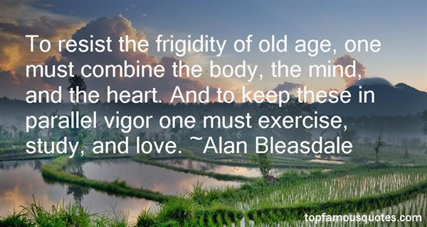 Alan Bleasdale Quotes