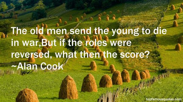 Alan Cook Quotes