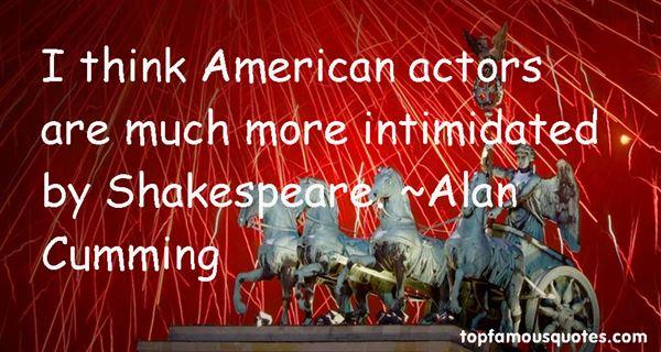 Alan Cumming Quotes