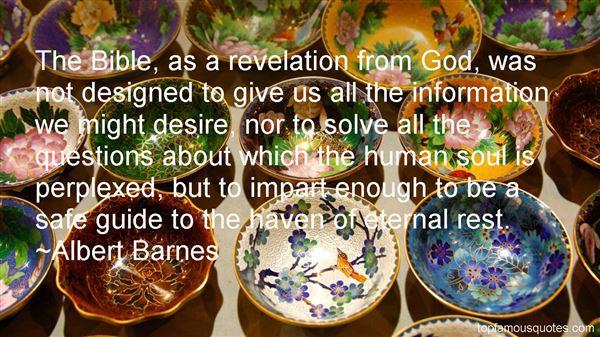 Albert Barnes Quotes