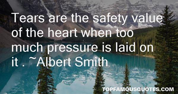 Albert Smith Quotes