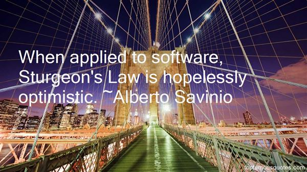Alberto Savinio Quotes
