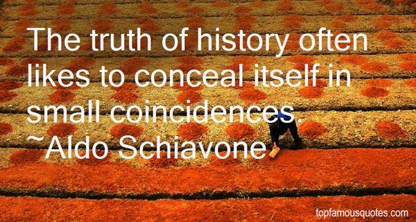 Aldo Schiavone Quotes
