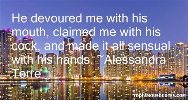 Alessandra Torre Quotes