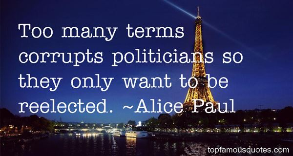 Alice Paul Quotes