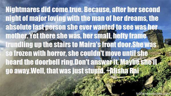 Alisha Rai Quotes