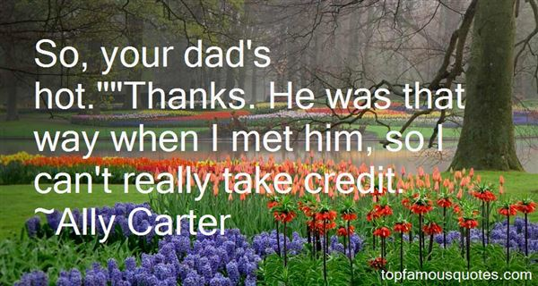 Ally Carter Quotes