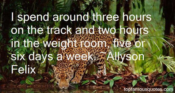 Allyson Felix Quotes
