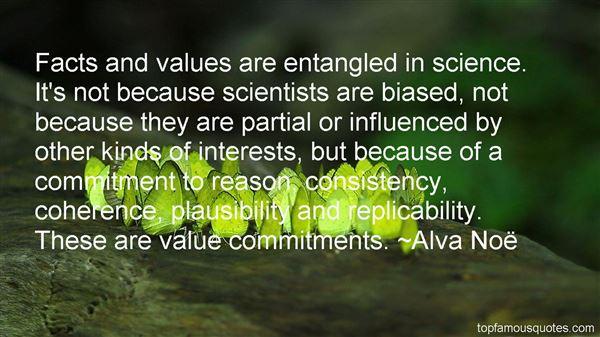 Alva Noë Quotes