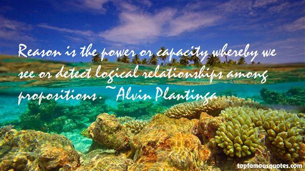 Alvin Plantinga Quotes